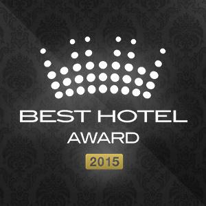 Best Hotel Award 2015