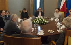 Premier za szybką budową Muzeum Historii Polski