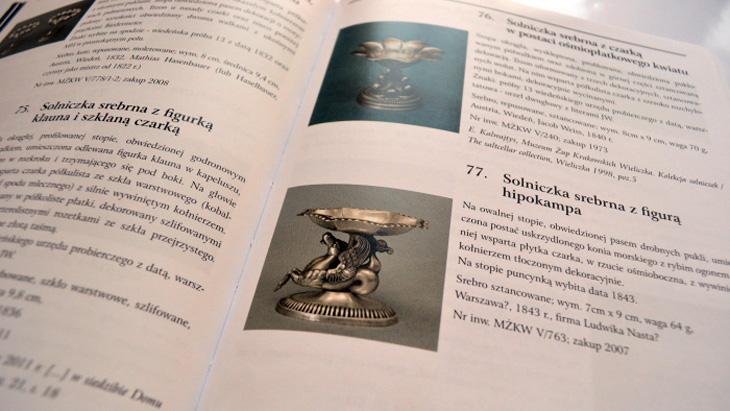 Katalog solniczek Muzeum Żup Krakowskich