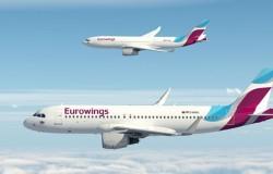 Pierwsza baza Eurowings poza Niemcami
