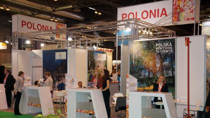 Polska na Międzynarodowych Targach Turystycznych Fitur 2015 w Madrycie