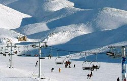 Rekordowy sezon narciarski w Libanie