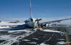 Wypadek na lotnisku Halifax w Kanadzie