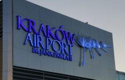 Rekordowy kwiecień na krakowskim lotnisku