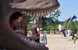 Dinozaury budzą się na wiosnę