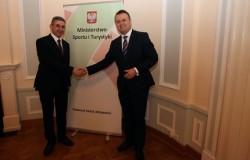 Spotkanie z Ambasadorem Republiki Armenii