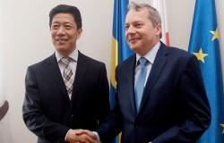 Ambasador Chin gościł w Katowicach