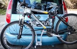 Dodatkowe tablice na bagażniki rowerowe