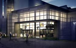 Centrum wystawienniczo-eventowe w Grand Hotel