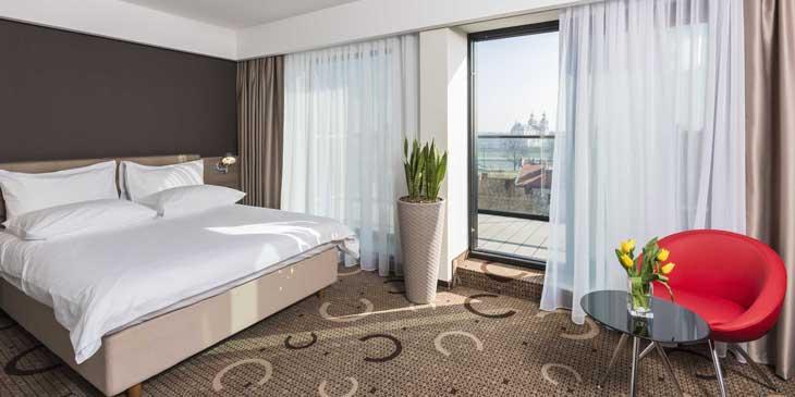 Best Western Plus Q Hotel w Krakowie