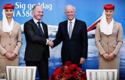 Emirates wprowadzą A380 na trasie do Kopenhagi