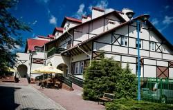 Hotel Miłomłyn Zdrój