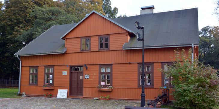Łódzki Skansen Architektury Drewnianej