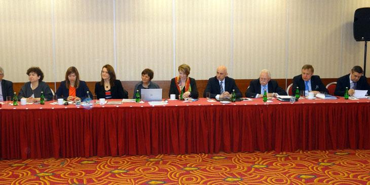 Spotkanie z dyrektorami Zagranicznych Ośrodków POT
