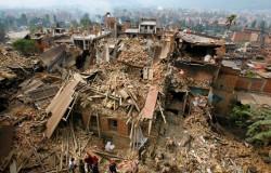 Potężne trzęsienie ziemi w Nepalu, tysiące ofiar
