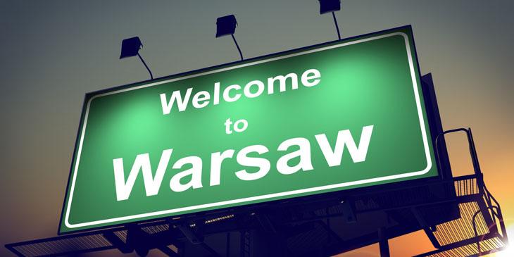 Zielona, aktywna i rozrywkowa Warszawa