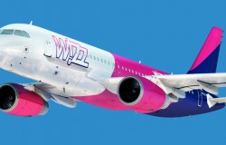Wizz Air wyróżniony za utrzymanie silników
