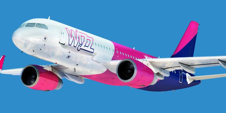 Wizz Air - nowe malowanie