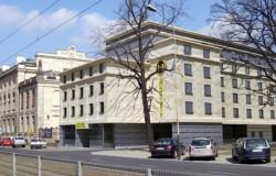 Budowa hotelu B&B w Łodzi