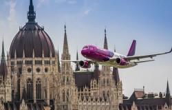 Wizz Air otwiera 22. bazę w Debreczynie
