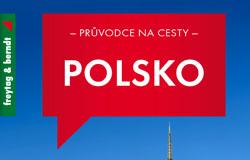 Nowy przewodnik po Polsce w czeskich księgarniach