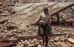 Nepal: serie lawin błotnych