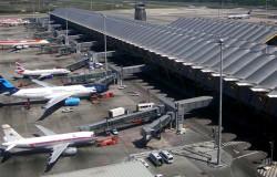Wzrost ruchu lotniczego w Madrycie