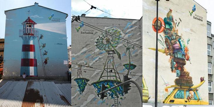Murale, Murale, Murale - Ttg Dziennik Turystyczny