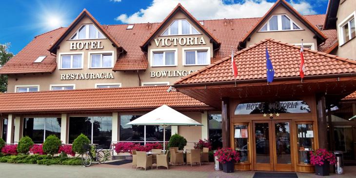 Hotel Victoria - Bolszewo