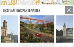 Francja z aplikacją