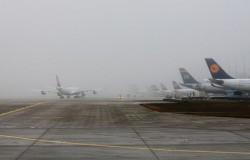 Mgły sparaliżowały europejskie lotniska