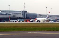 Incydent na lotnisku w Poznaniu