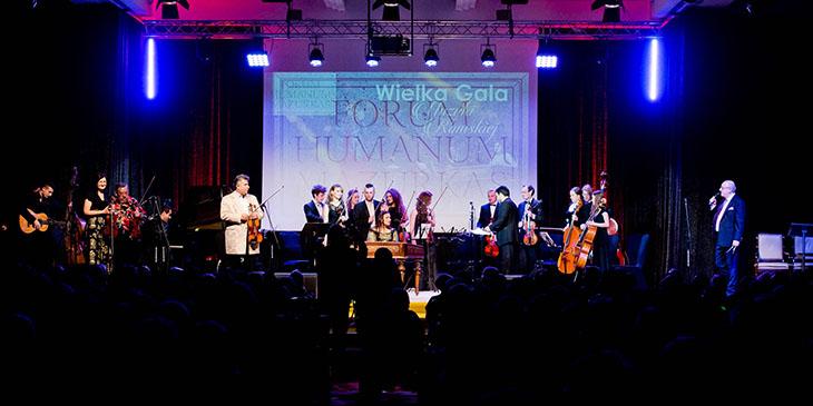 XXI Forum Humanum Mazurkas