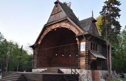 Perełka architektury drewnianej