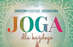 Światowy Dzień Jogi w Ciechocinku
