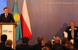 Forum gospodarcze Polska-Kazachstan w Warszawie