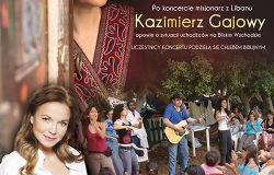 Polsko-Libański koncert w Ciechocinku