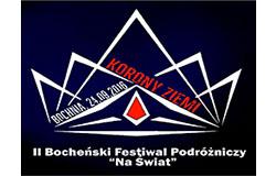 """II Bocheński Festiwal Podróżniczy """"Na Świat"""""""