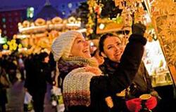 Jarmarki świąteczne w Poczdamie i Brandenburgii