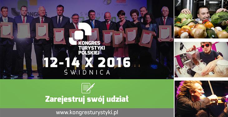 Kongres Turystyki Polskiej w Świdnicy