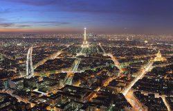 Paryż: spadek liczby hotelowych gości