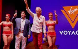 "Virigin Cruises wyruszają w podróż ""Virgin Voyages"""