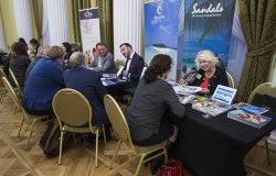 Luxury Travel Show was held in Warsaw