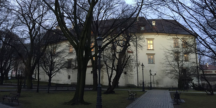 Zamek Żupny w Wieliczce, Budynek Północny