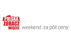 """Czwarta edycja """"Polska zobacz więcej – weekend za pół ceny"""""""