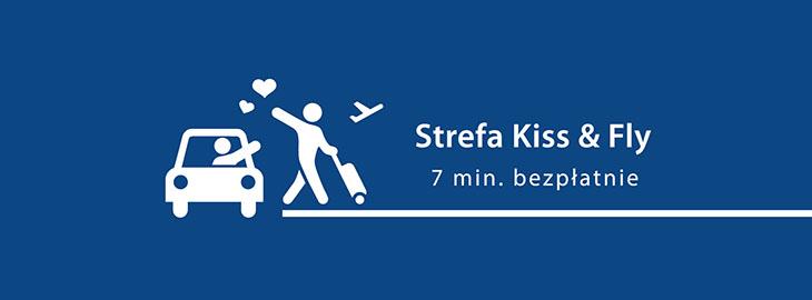 Kiss&Fly na lotnisku w Warszawie