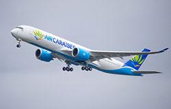 Air Caraibes odbiera pierwszy samolot A350-900