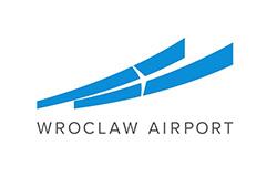Port Lotniczy Wrocław logo