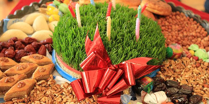 Nowy Rok w Azerbejdżanie