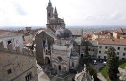 Bergamo z przewodnikiem miejskim
